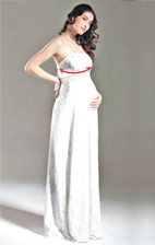 Maternity Dresses Under Bust measuring