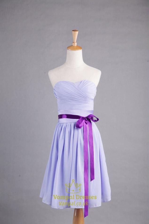 Bridesmaid Dresses Lilac 61