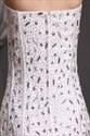 White Mermaid Prom Dresses 2021, Sweetheart Mermaid Evening Gown