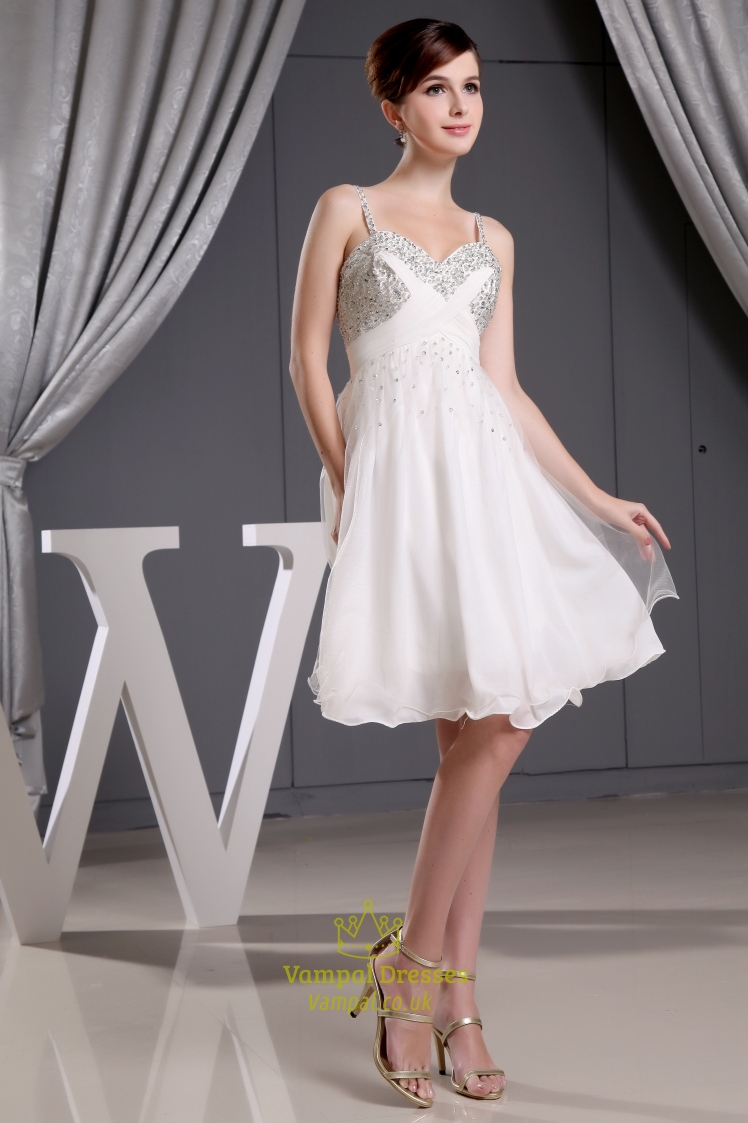 short graduation dresses for high school ivory short