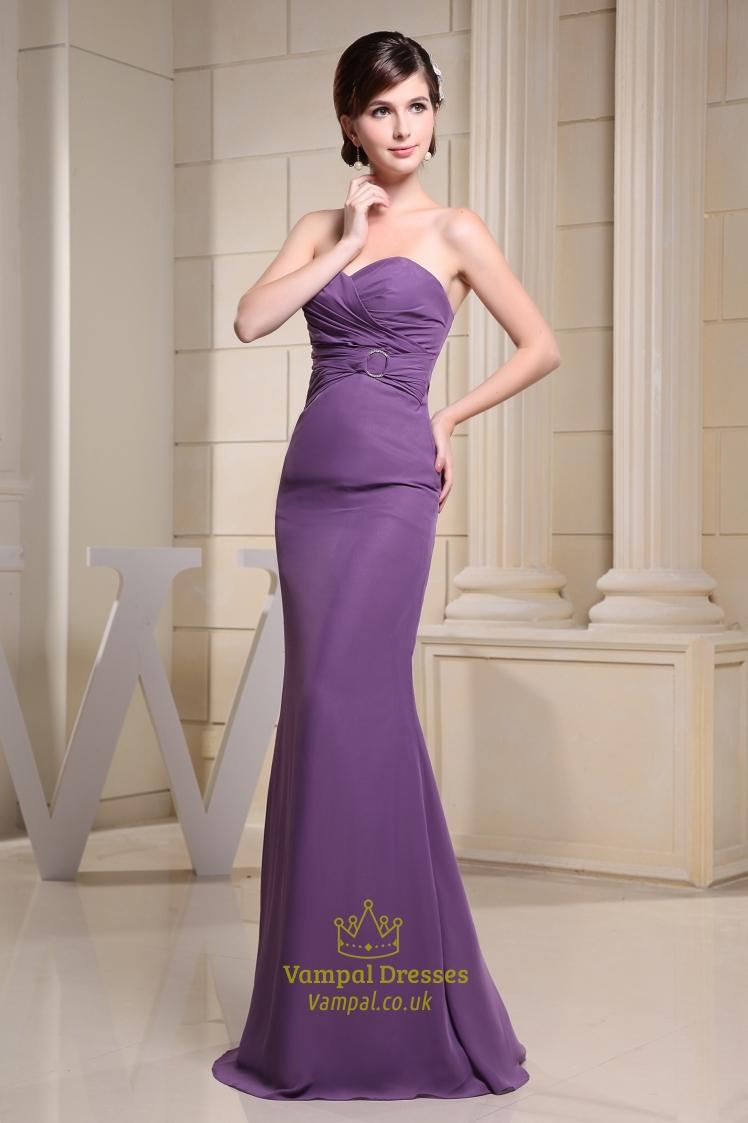 12f3675031 Purple Mermaid Prom Dresses 2019