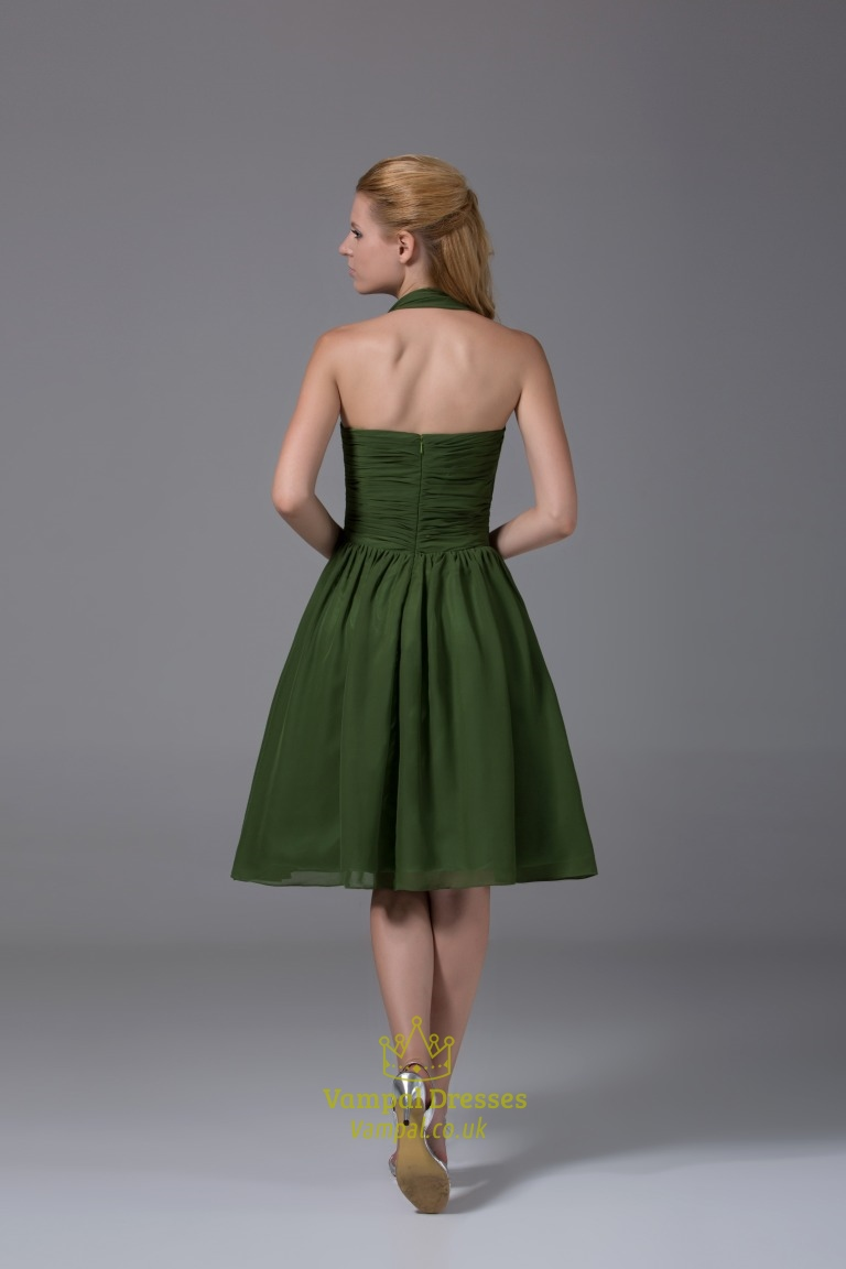 hunter green dresses - photo #32