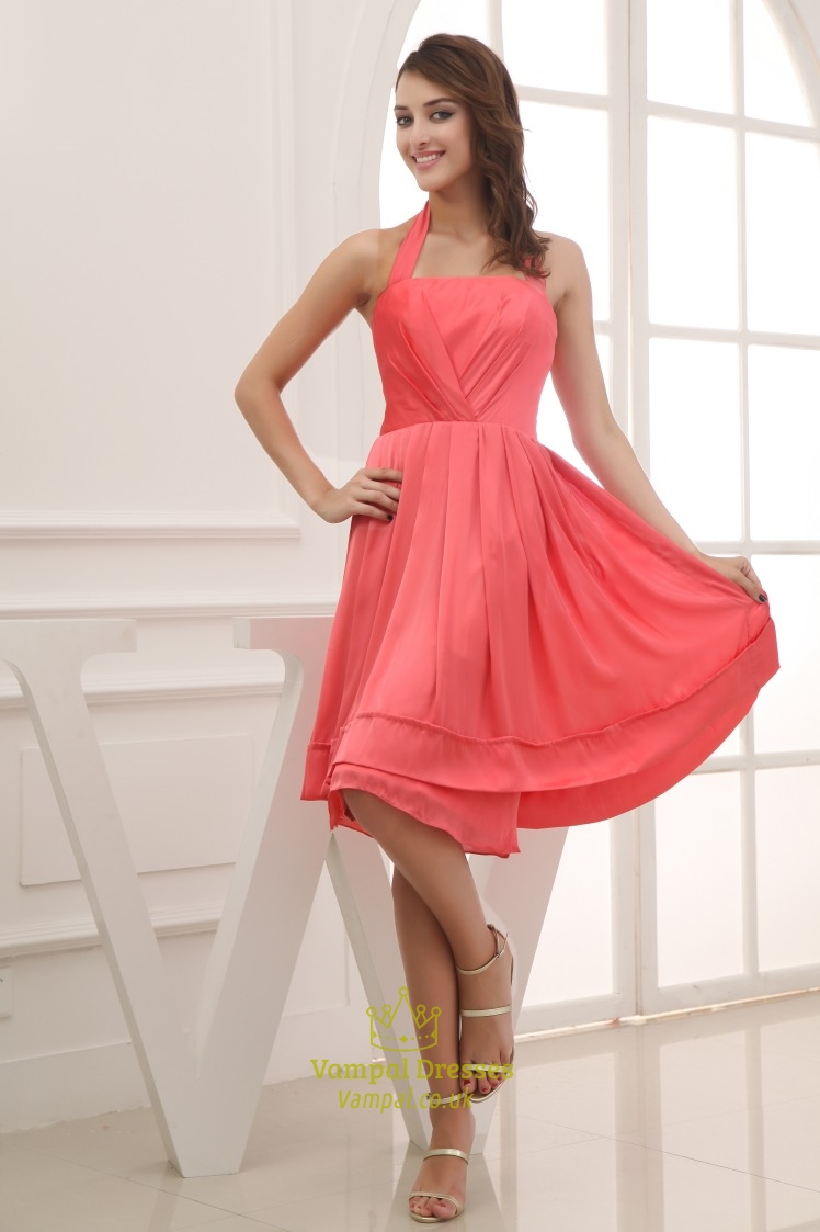 Coral Bridesmaid Dresses Vampal Dresses