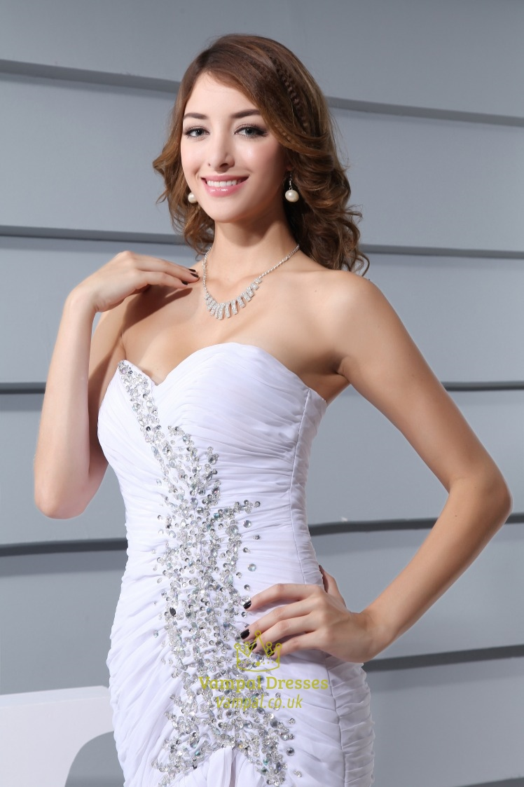 Prom Dresses With Slits Up The Side Uk 102