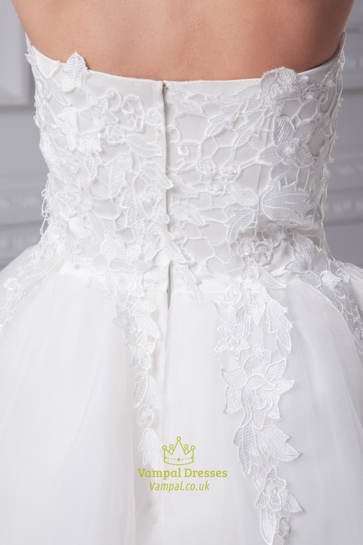 Short lace wedding dresses uk flower girl dresses for Short wedding dresses uk