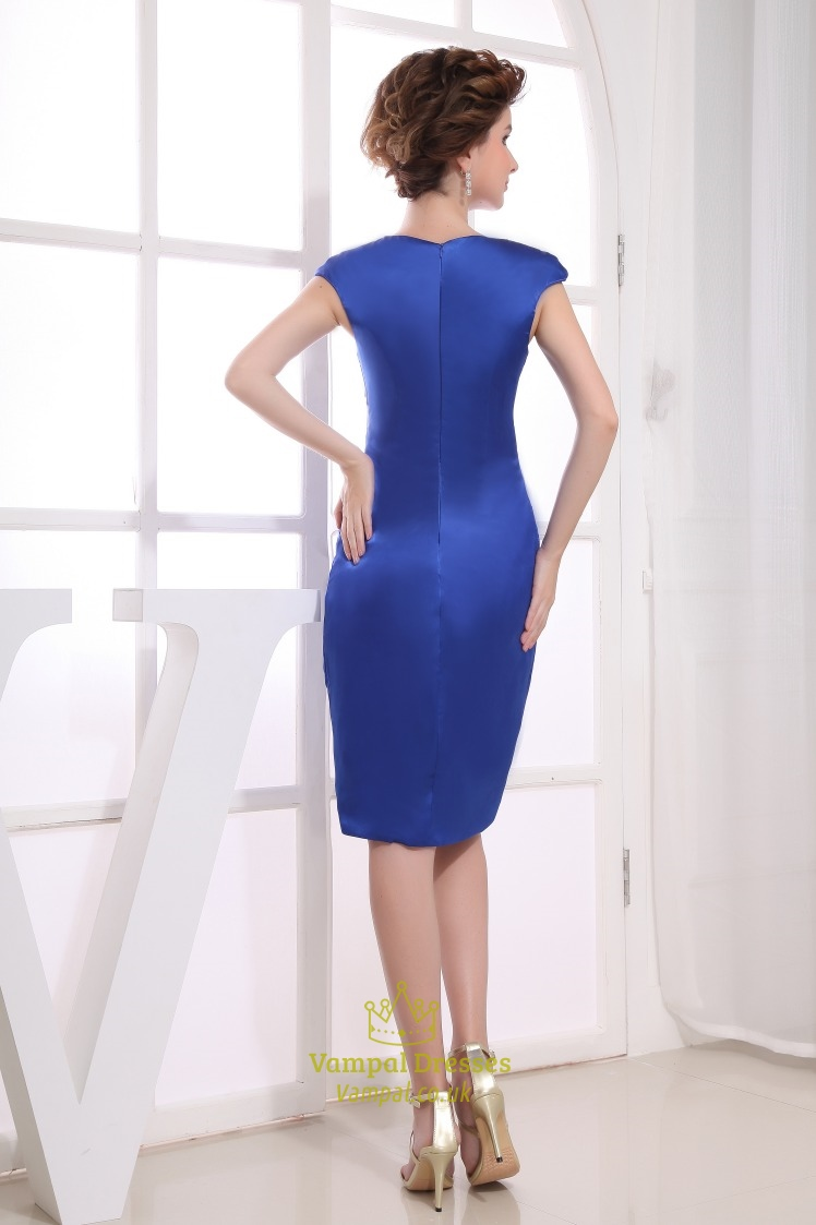 Cocktail Dresses With Sleeves Uk 18