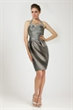 Short Silver Grey Prom Dresses,Gray Cocktail Dresses For Women,Short Grey Homecoming Dresses 2021