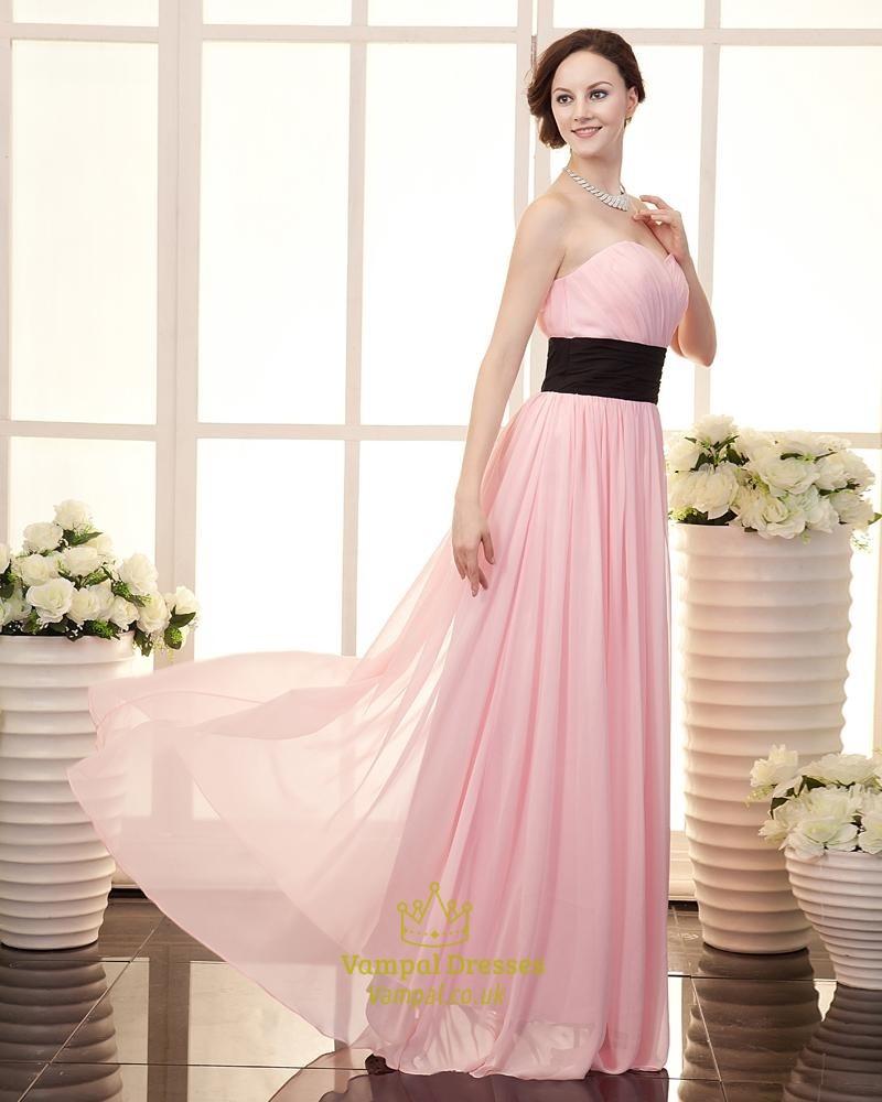 Light pink bridesmaid dresses chiffon straplesscute light pink light pink bridesmaid dresses chiffon straplesscute light pink dresses for bridesmaids ombrellifo Choice Image