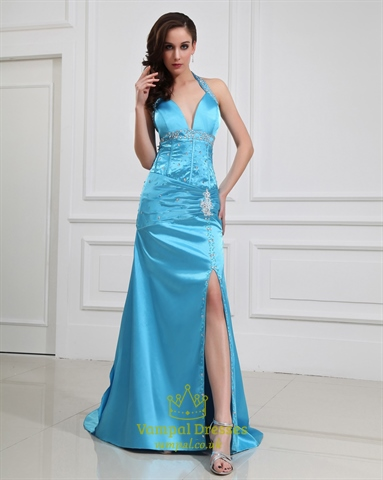 Prom Dresses With Slits Up The Side Uk 112