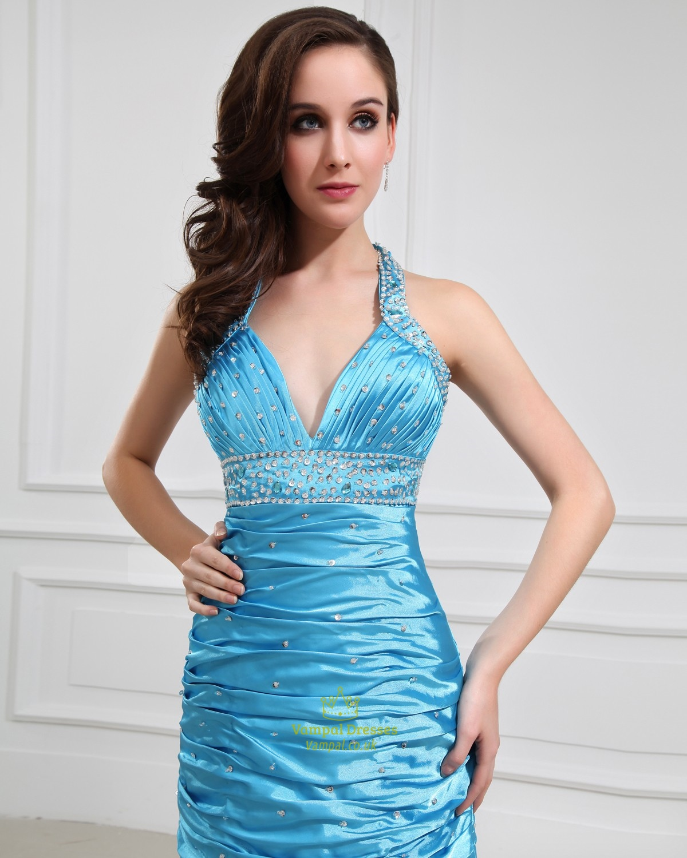 Aqua Blue Prom Dresses 2016light Aqua Blue Semi Formal Dresses
