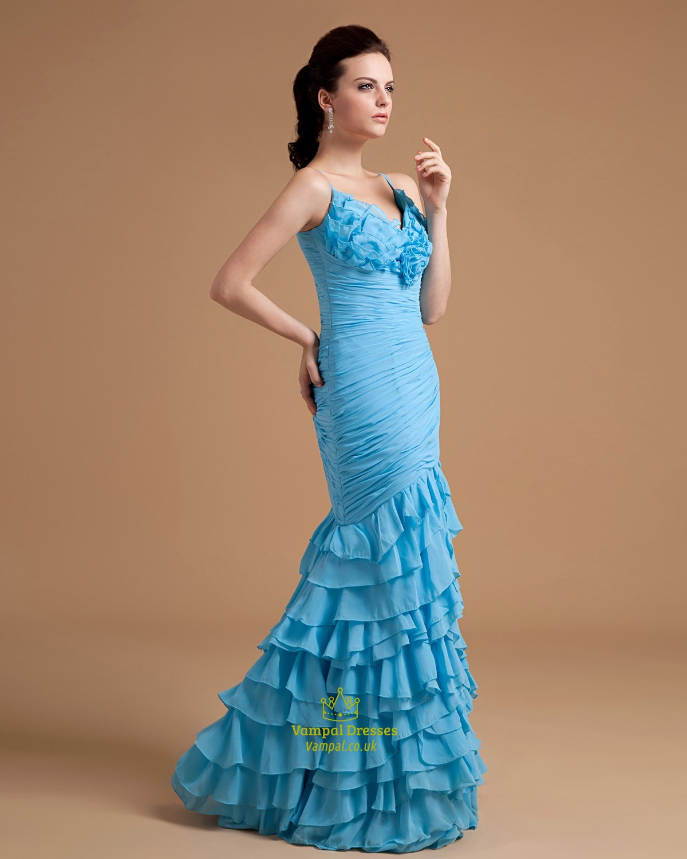 Mermaid Cocktail Dress: Aqua Blue Mermaid Prom Dresses,Aqua Blue Prom Dresses 2016