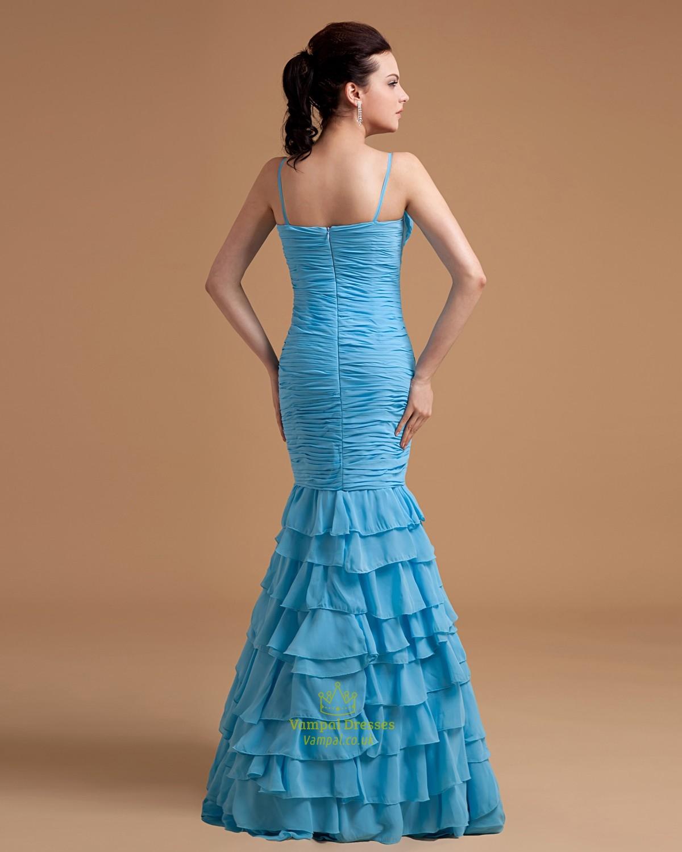 Aqua Blue Mermaid Prom Dresses,Aqua Blue Prom Dresses 2016 | Vampal ...