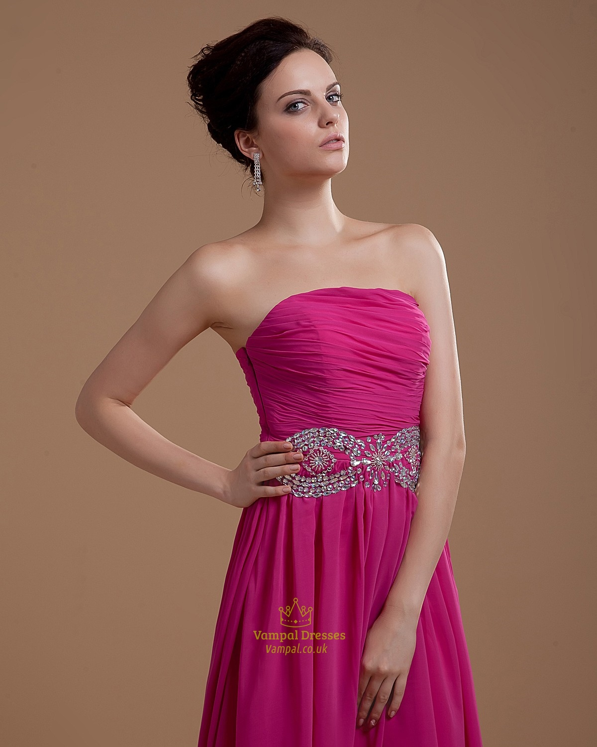 Pink clothes for women