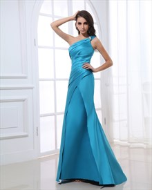 Aqua Blue Dresses Bridesmaid For Women,Aqua Blue Evening Gowns UK