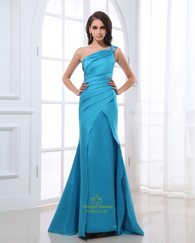 Aqua Blue Dresses Bridesmaid For Women Aqua Blue Evening