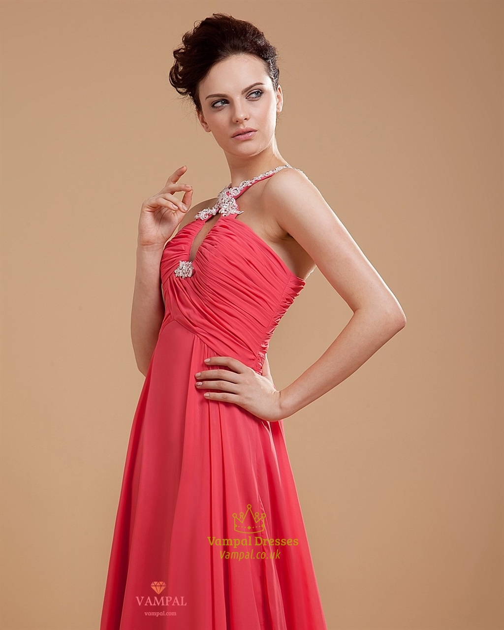 Hot Pink Formal Dresses For Juniors Hot Pink Prom Dresses With