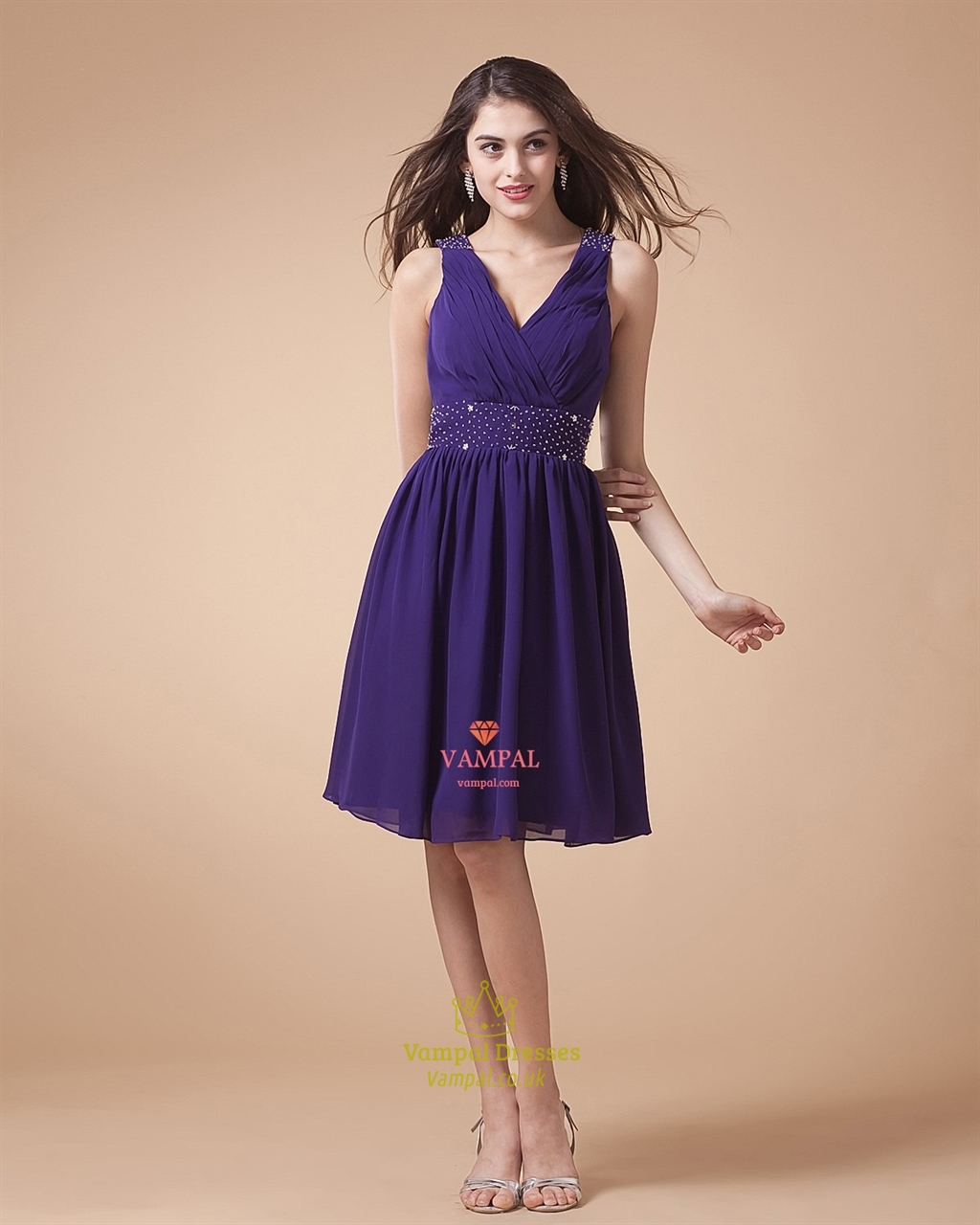 Purple Formal Dresses for Teenagers