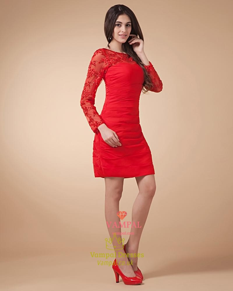 Find short sleeve red dress at ShopStyle. Shop the latest collection of short sleeve red dress from the most popular stores - all in one place.