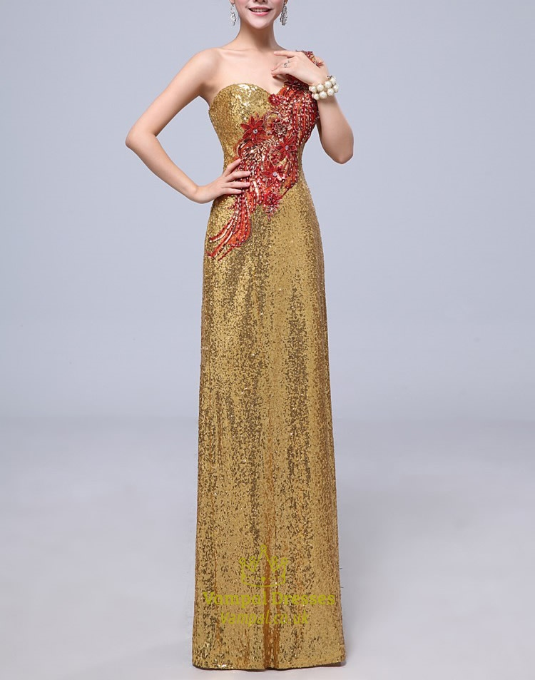 690a4bde25 Golden Sequin Dress India,Emerald Green Sequin Prom Dress New Look ...