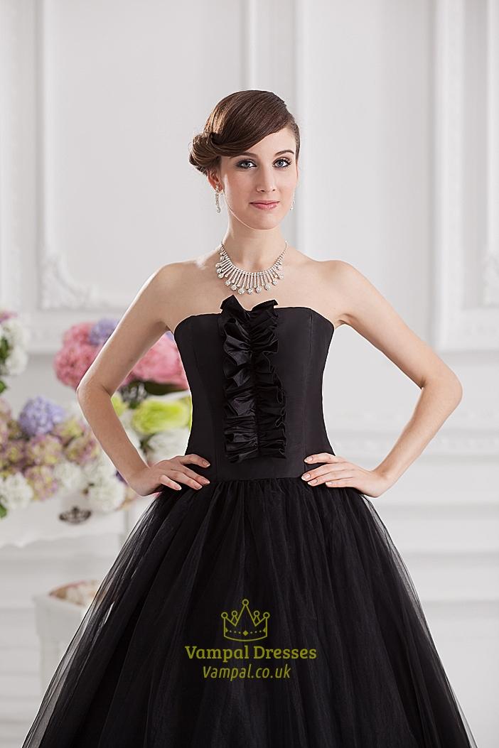 Prom dresses uk black