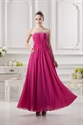 Fuschia Pink Bridesmaids Dresses,Fuschia Pink Dress For Wedding