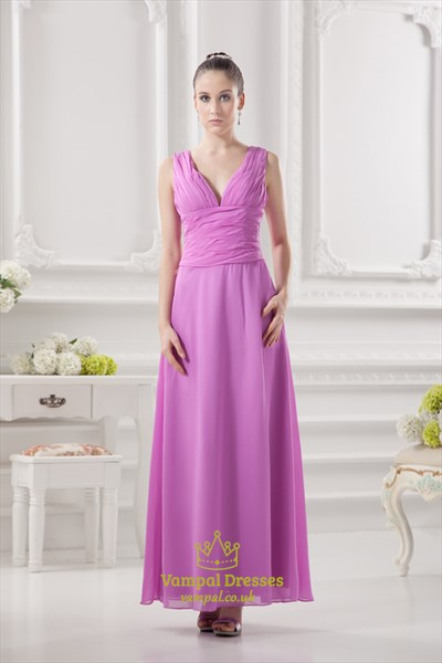 Light Purple Bridesmaid Dresses Uk Purple Prom Dresses With Straps Sku Cf561