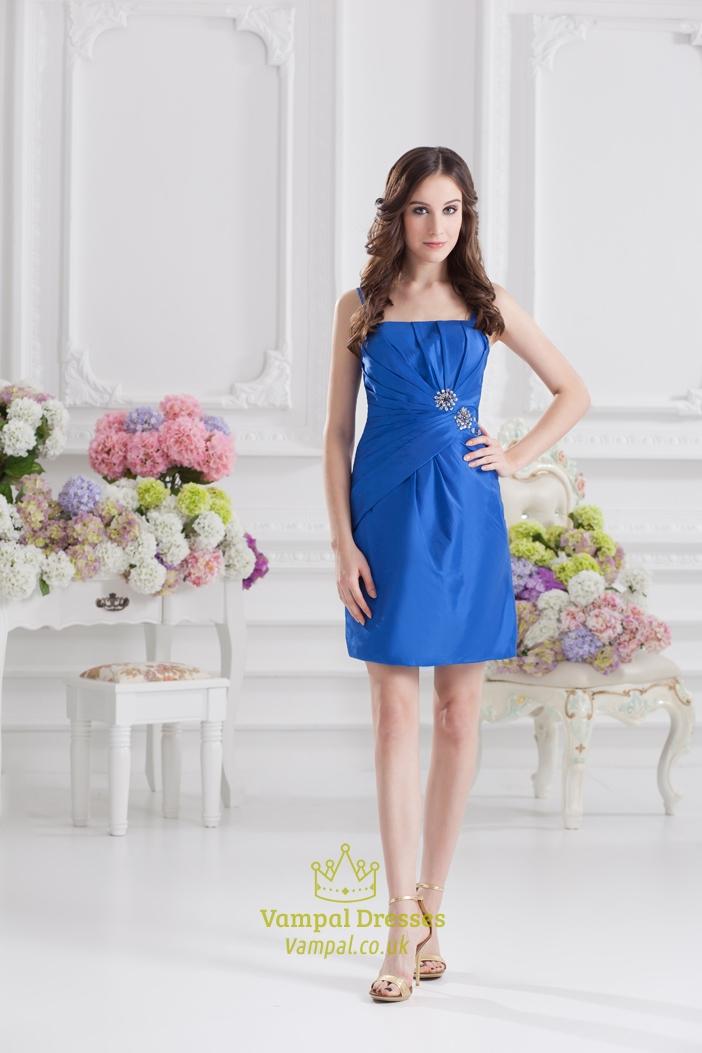cobalt blue short prom dressescobalt blue dresses with