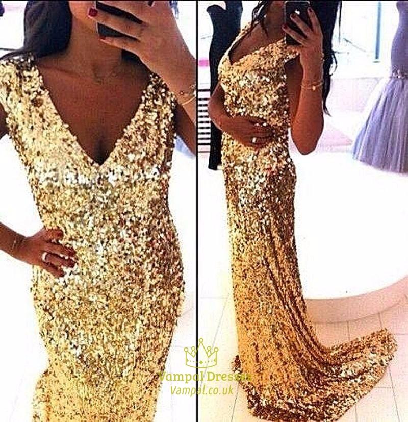 0de689a015 Champagne Cap Sleeve Sweetheart Mermaid Lace Long Prom Dress ...