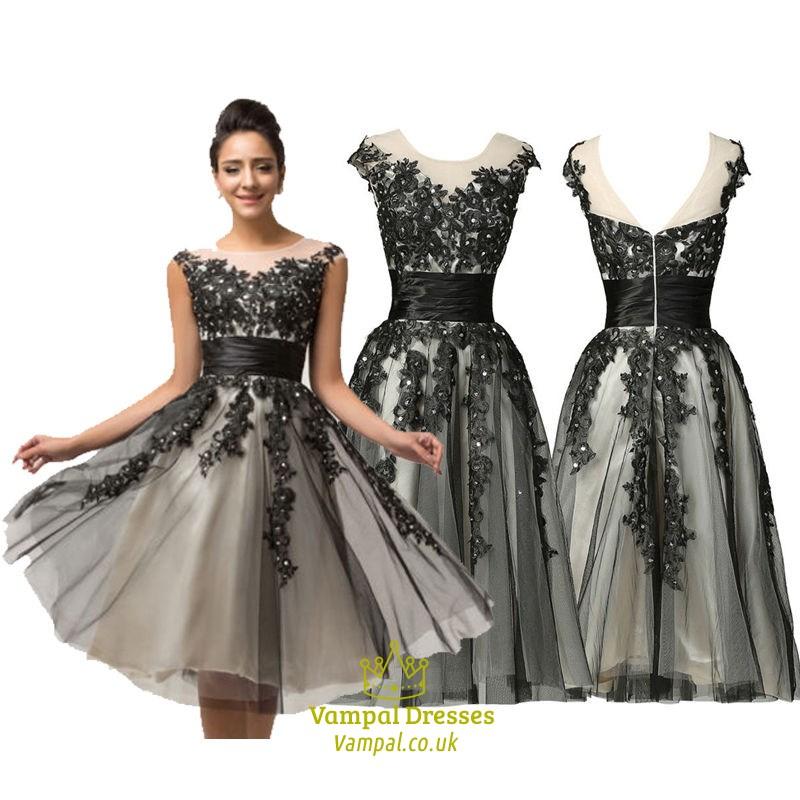 Black Cocktail Dresses 2018 Vampal Dresses