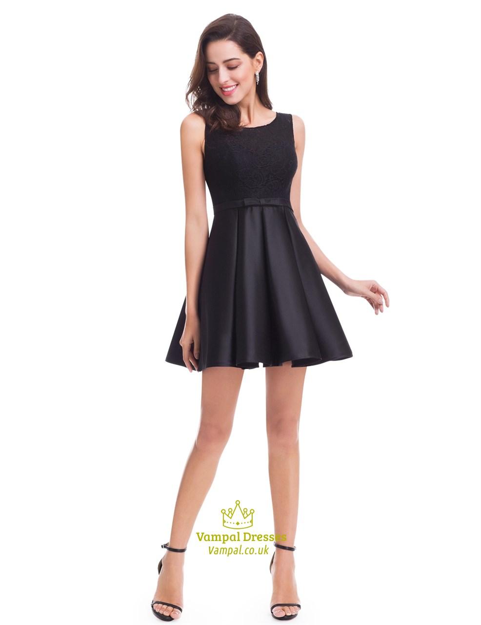 Knee Length Sleeveless Dress