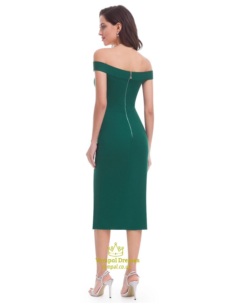 Green Off Shoulder Dresses. Thanks for visiting DHgate Canada site to search for the newest green off shoulder dresses at an affordable price. We are proud to offer you numerous options to find the cheap hen dress online that best suits you.