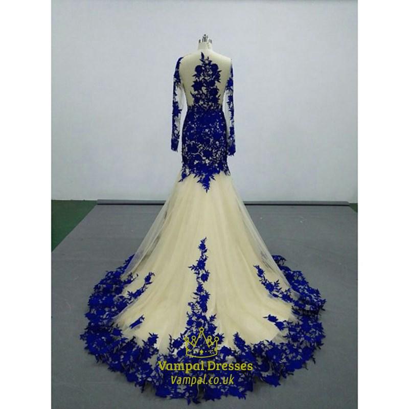 Vintage Tulle Prom Dress