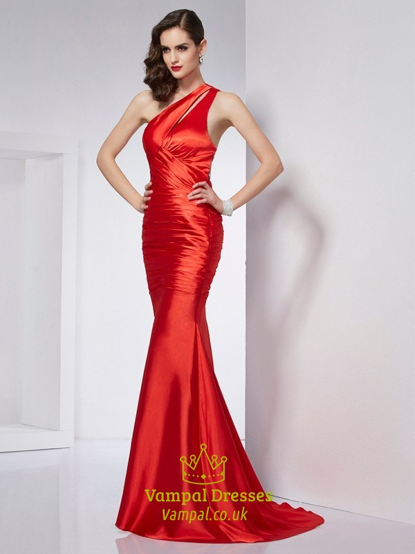 Drop Waist Evening Dress