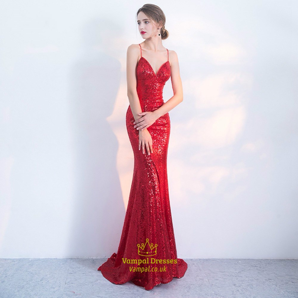 cd1aed817af Red Long Sequin Formal Dresses - Data Dynamic AG
