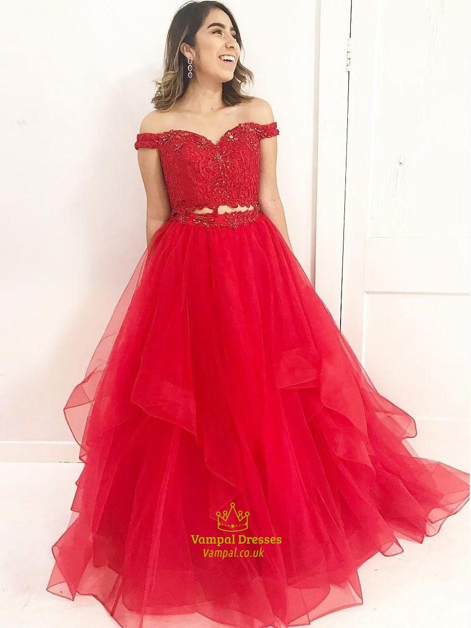 Next Asymmetric Hem Royal Blue Top and Chiffon Dress nairobi eddie