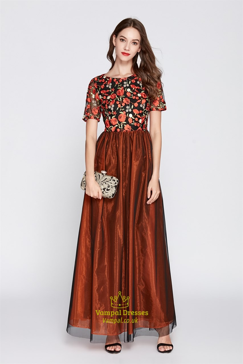 9984669e854 Floral Embroidered Prom Dress Uk - Gomes Weine AG