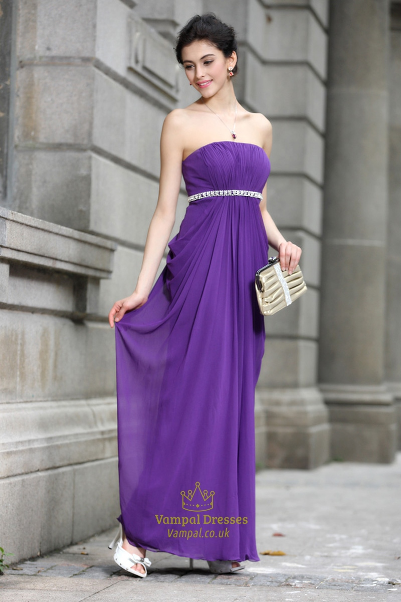 Bright Purple Bridesmaid Dresses Images - Braidsmaid Dress, Cocktail ...