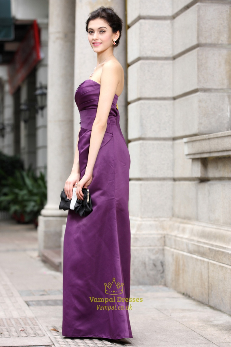 Lovely Purple Sweetheart Prom Dress Gallery - Wedding Dress Ideas ...