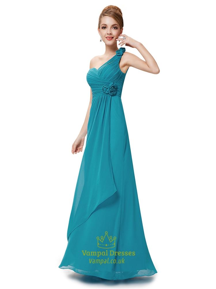 Bridesmaid Dresses Short Teal 66