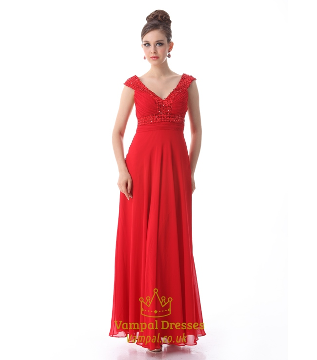 Outdoor Wedding Mother Of The Bride Dresses: Red Prom Dresses With Straps,Mother Of The Bride Dresses