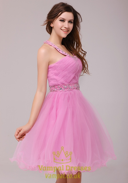 Pink Cocktail Dresses For Juniors 95