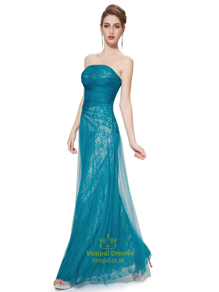 Teal Prom Dresses Uk - Prom Dresses 2018