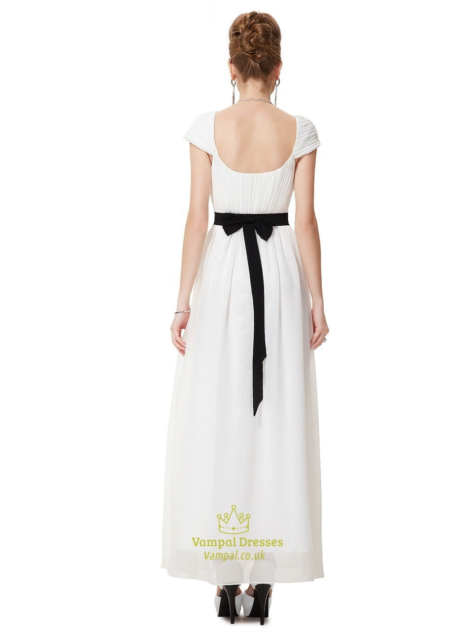 Black And Ivory Bridesmaid Dresses Uk - Mother Of The ...