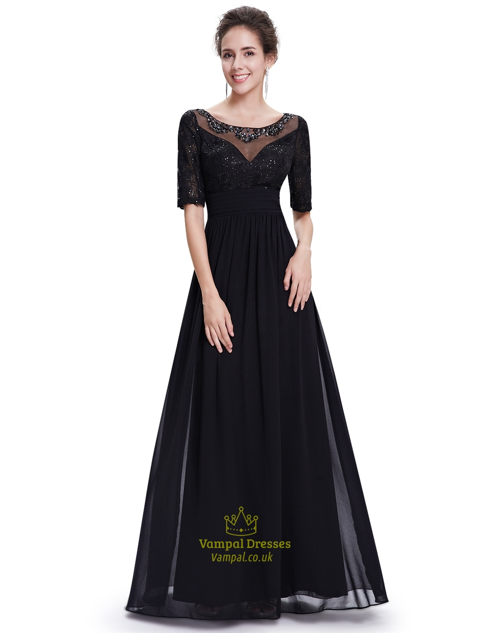 Lulus Exclusive! Make a bold entrance in the Lulus Glow and Behold Black Beaded Maxi Dress! A dazzling array of clear rhinestones and light gold beading dance across a halter neckline and darted bodice (with keyhole), all atop a figure-flaunting, mermaid, maxi skirt/5(17).