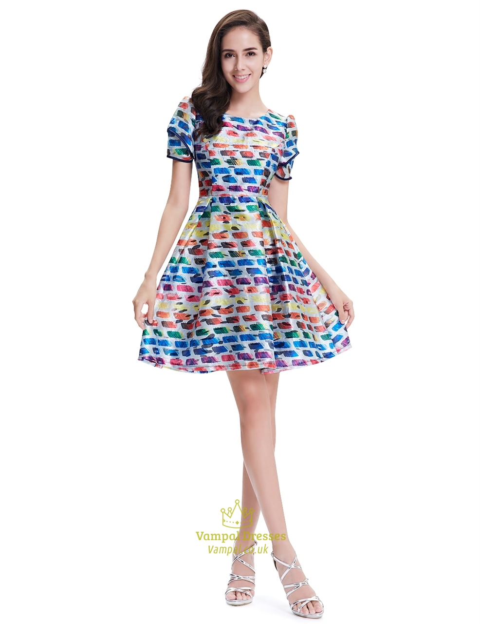 Wear these cheap fit & flare dresses for a day out with friends or on date. You will look cool any place you are seen in them. When formal events come around, you can wear one of the more glamorous cuts of these dresses.