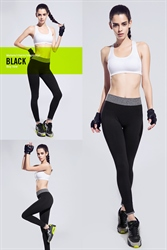Slimming Shaper Tight Gym Exercise Bodybuilding Pants