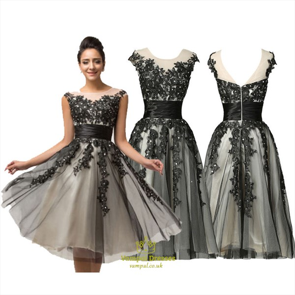 Black Cocktail Dresses 2019