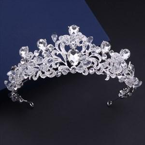 Magical Imitation Crystal Rhinestone Alloy Bridal Tiaras