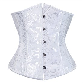 Embroidery Waist Cinchers Training Shaper Corset