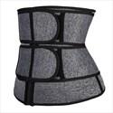Neoprene Double Belt Waist Cincher Training Shaper Corset